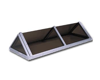 Ridge Lite Curb Mount Skylight by American Skylights